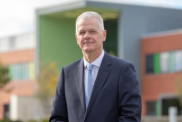 Sir David Bell, University of Sunderland Vice-Chancellor
