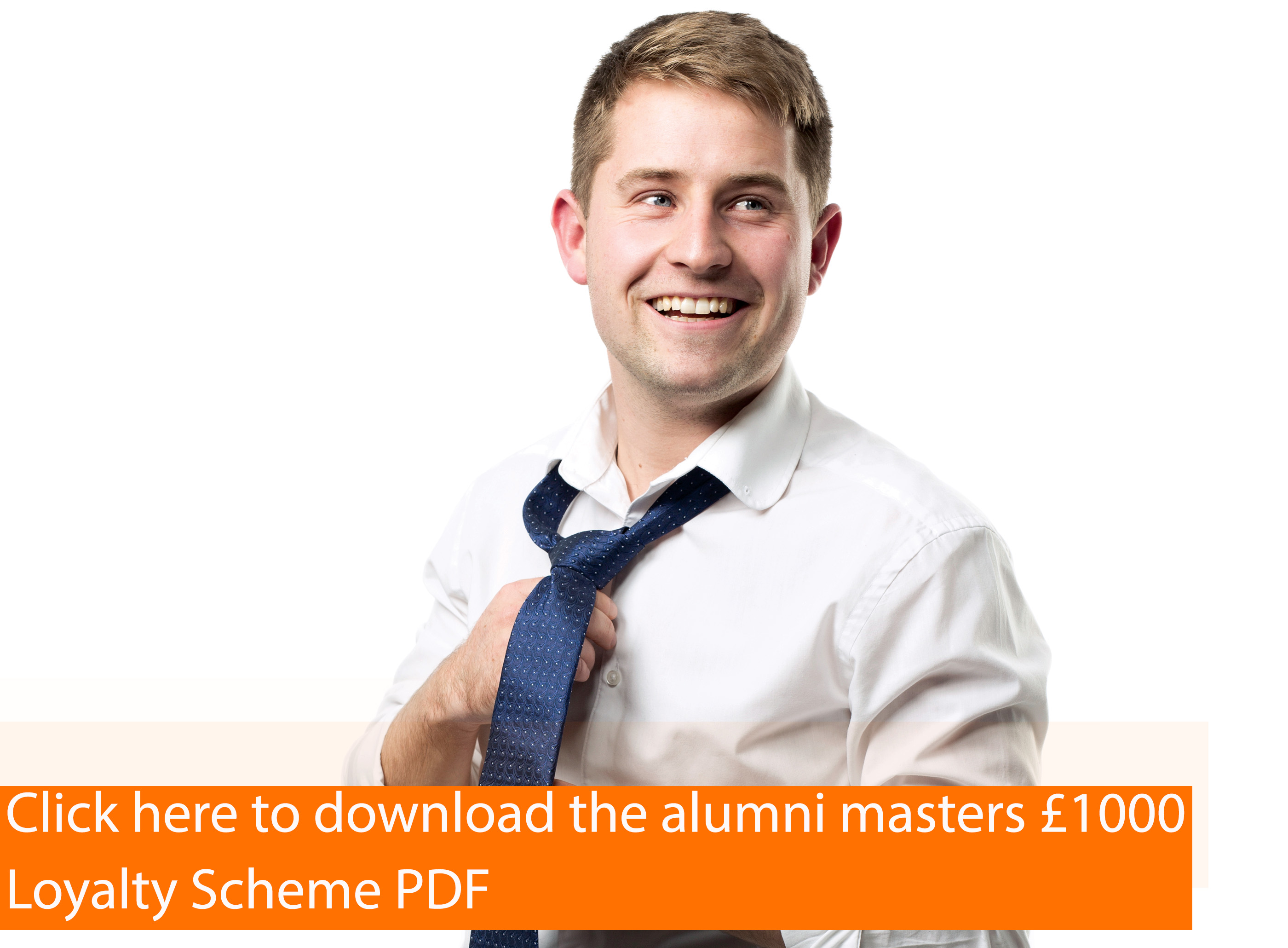 Alumni loyalty scheme