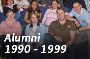Alumni from the 90s