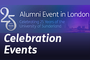 Celebration events 25 years