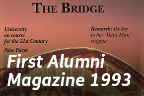 First Alumni Magazine 1993