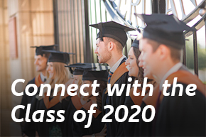 Connect with the Class of 2020