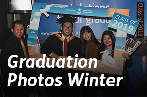Graduation photos winter 2019