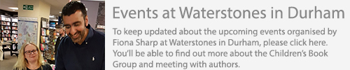 Meetings in Waterstones Durham