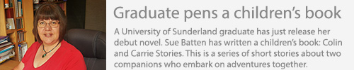 Sue Batten author