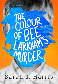 The colour of Bee - Sarah Harris
