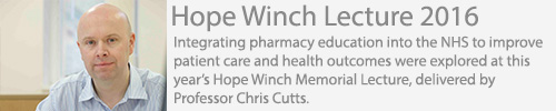 Hope Winch lecture 2016