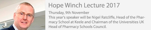 Hope Winch lecture 2017