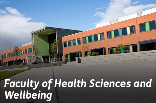Faculty of Health Sciences and Wellbeing