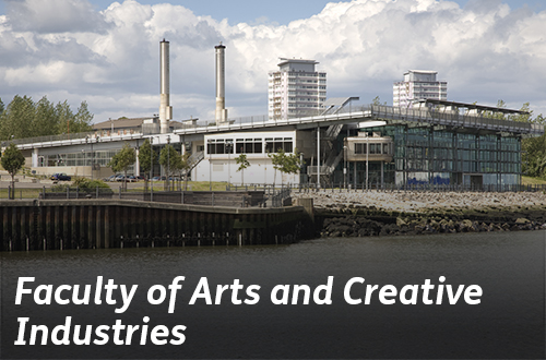 Faculty of Arts and Creative Industries
