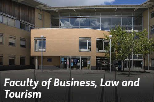 Faculty of Business Law and Tourism