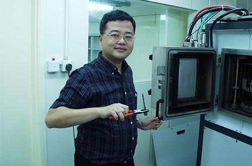 The first PVD coated drill at Techmart in 2001