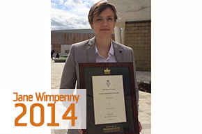 Jane Wimpenny