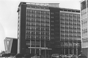 Wearmouth Hall 1968