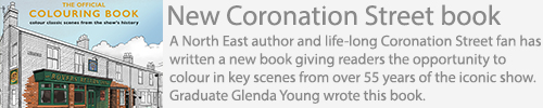 New Coronation Street book