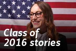 Class of 2016 stories